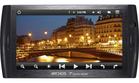 Планшет Archos 7 Home Tablet 8Gb V2 (New)