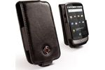 "Кожаный чехол Tuff-Luv Napa Leather ""Блокнот"" для HTC Desire и Google Nexus One (черный) A6_5"